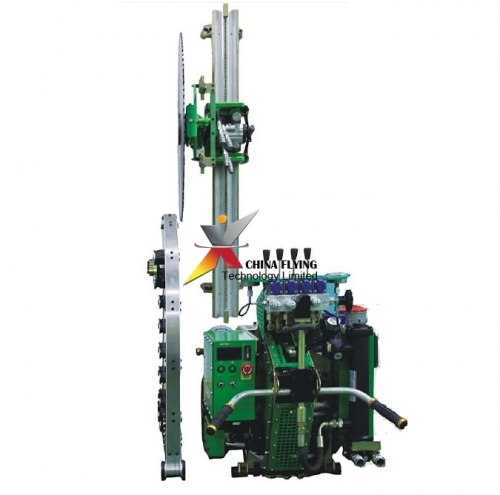 W307 concrete wall saw | hydraulic wall saw | concrete wall cutting machine | concrete track saw